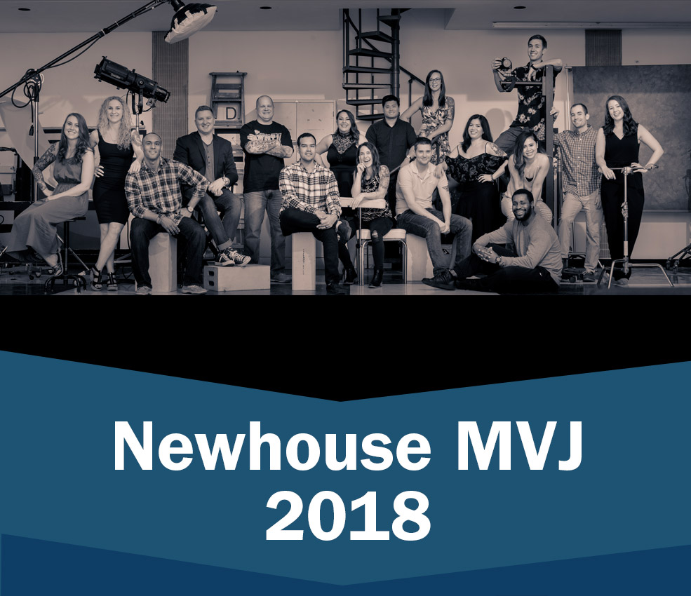 Newhouse Military Visual Journalism 2018