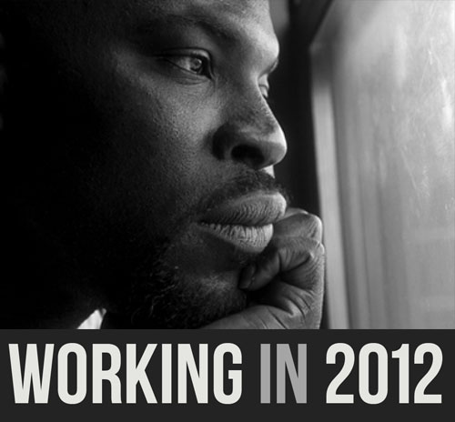 Working in 2012