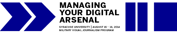 Managing Your Digital Arsenal