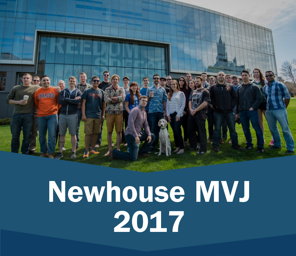 Newhouse Military Visual Journalism 2017